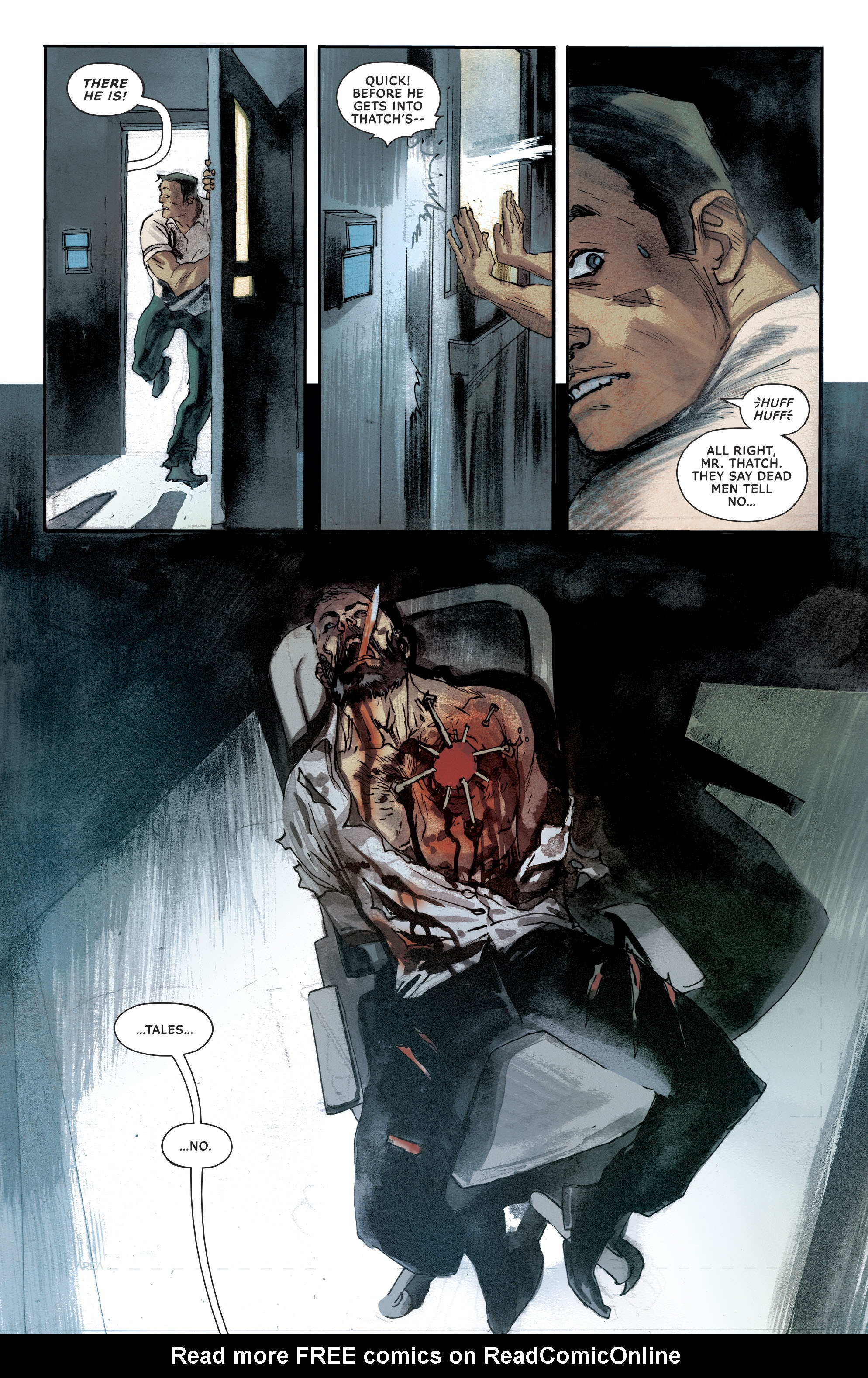 Read online All-Star Batman comic -  Issue #10 - 24