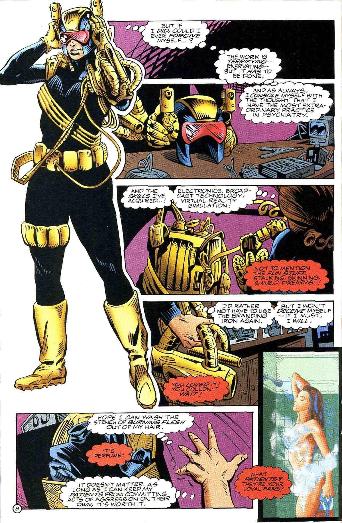 Read online Ultraverse Premiere comic -  Issue #10 - 28