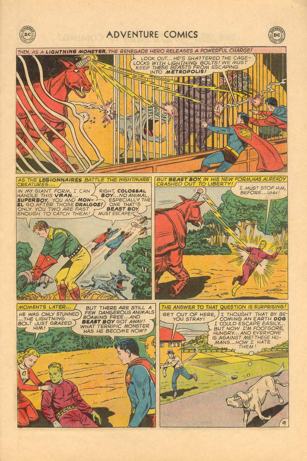 Read online Adventure Comics (1938) comic -  Issue #339 - 23