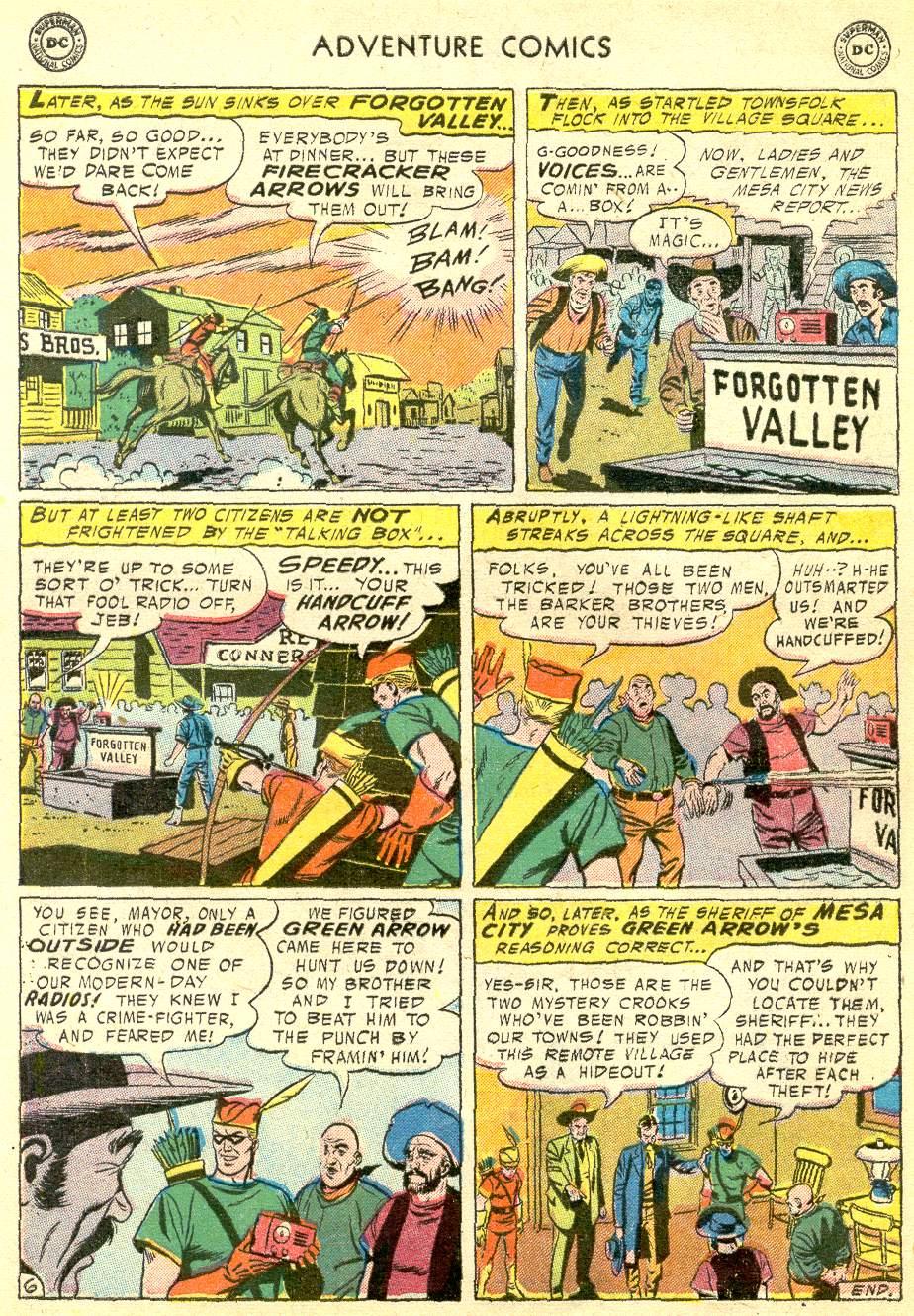Read online Adventure Comics (1938) comic -  Issue #230 - 32