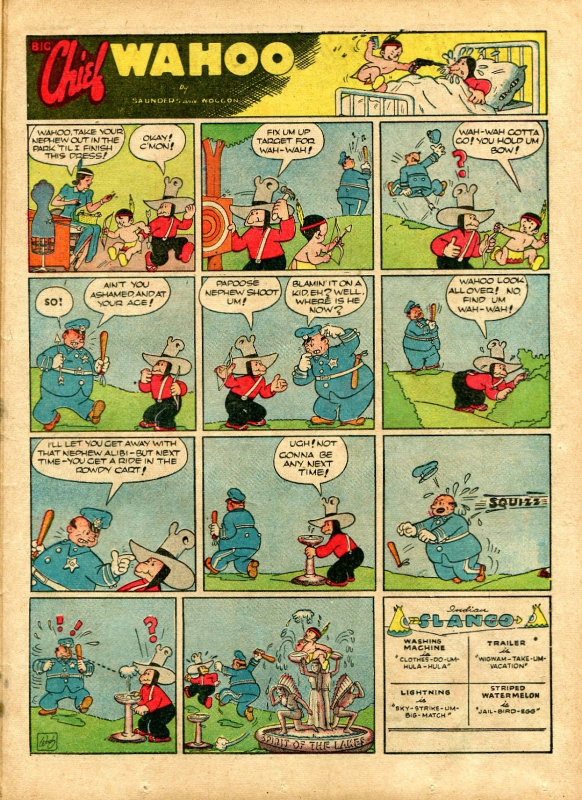 Read online Famous Funnies comic -  Issue #72 - 43