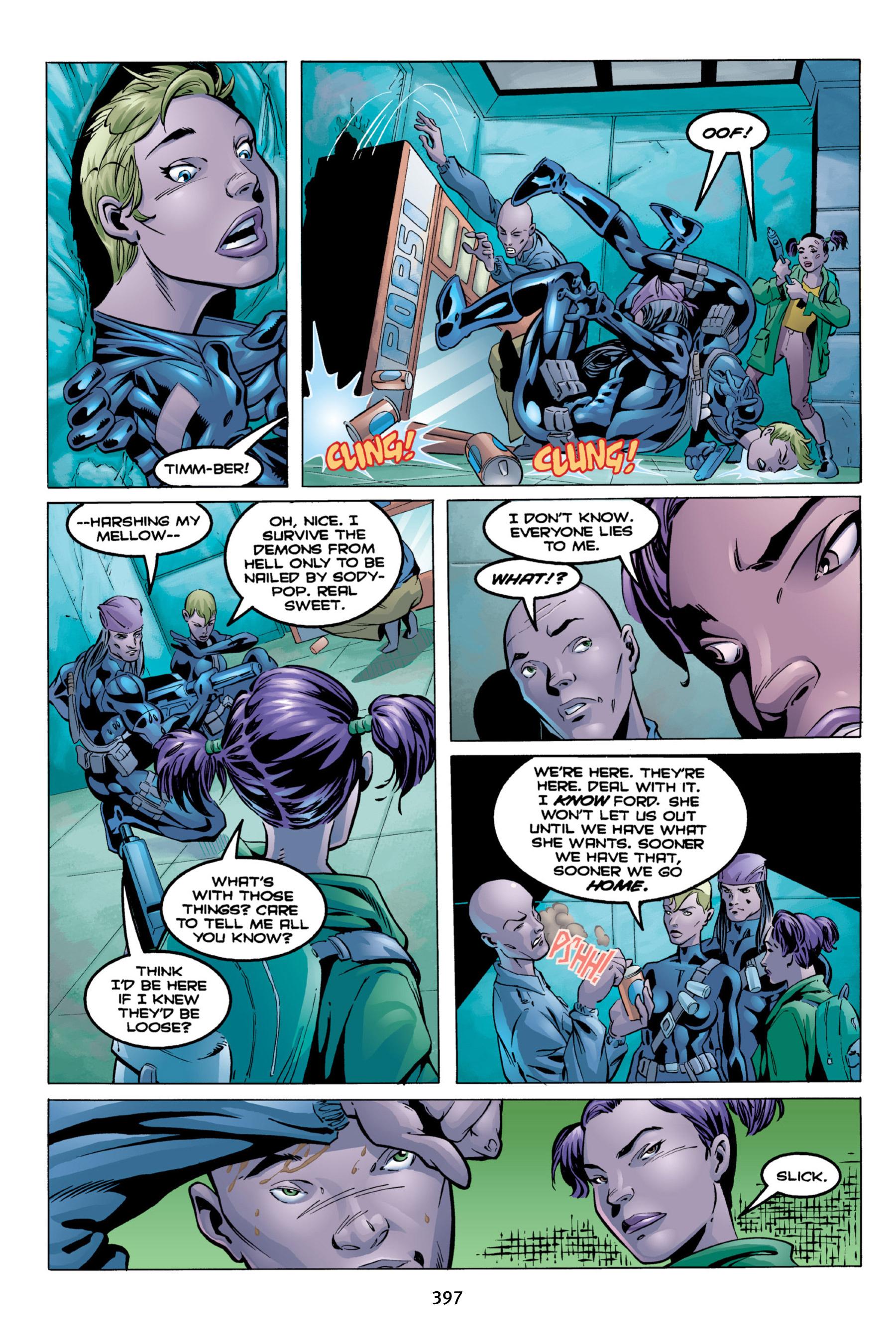 Read online Aliens vs. Predator Omnibus comic -  Issue # _TPB 2 Part 4 - 61
