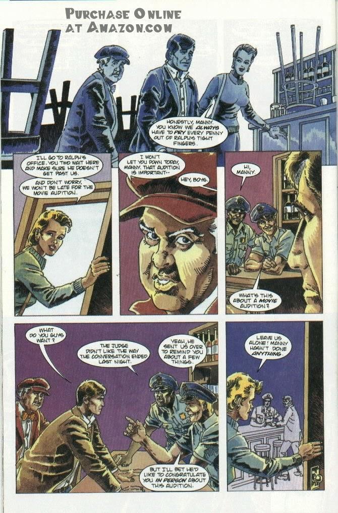 Read online Quantum Leap comic -  Issue #10 - 18