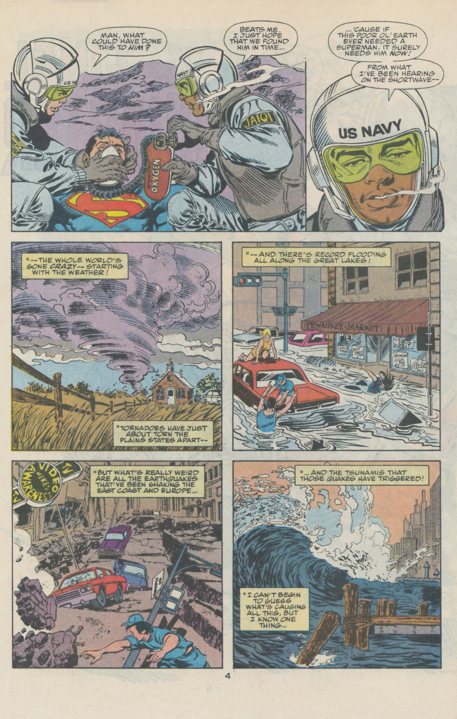Action Comics (1938) 667 Page 4