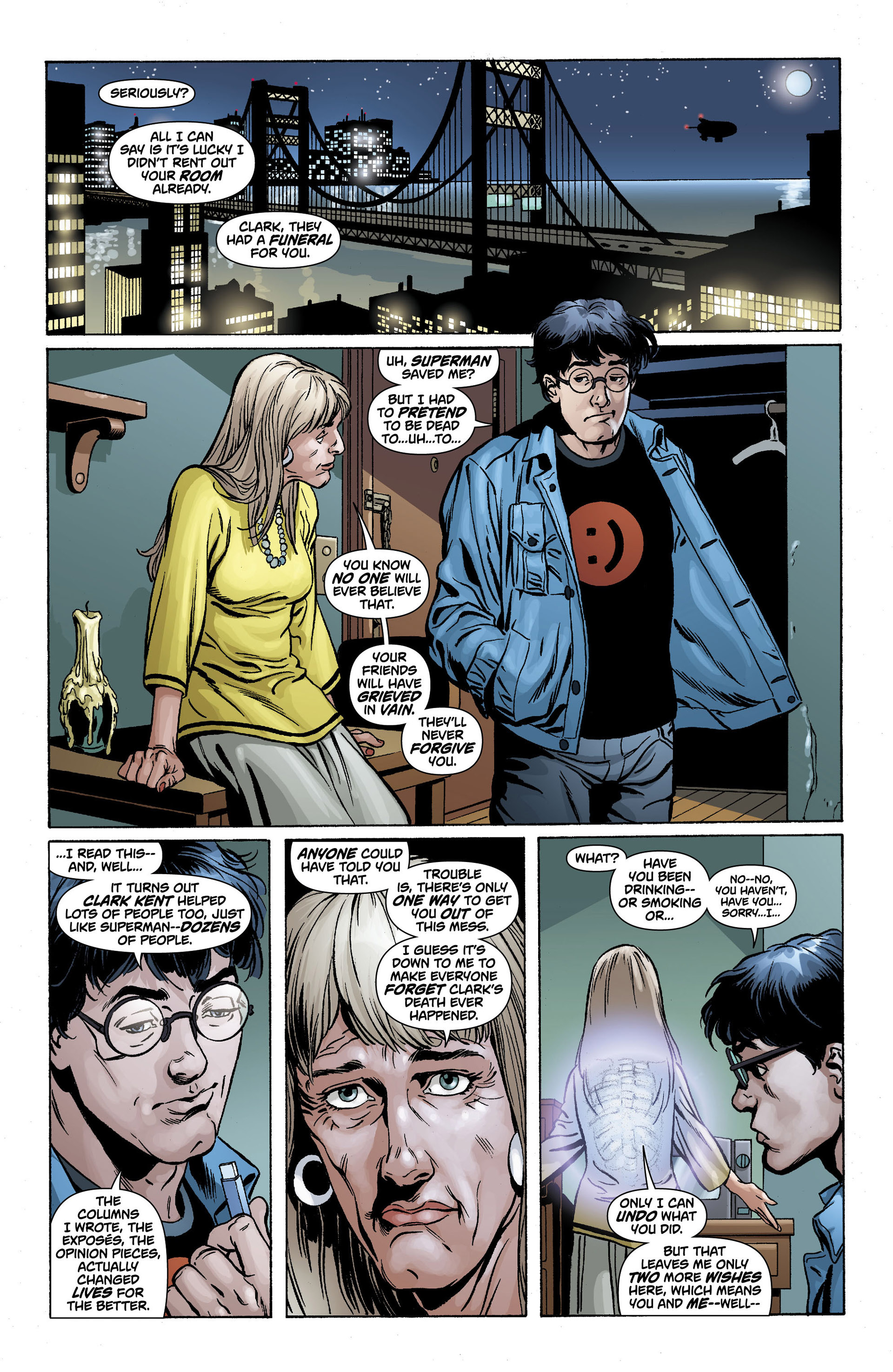 Read online Action Comics (2011) comic -  Issue #12 - 29