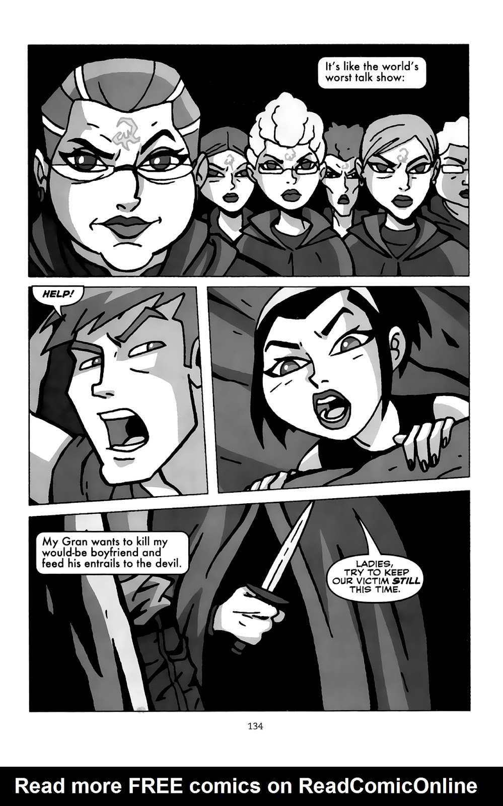 Read online Clubbing comic -  Issue # TPB - 130
