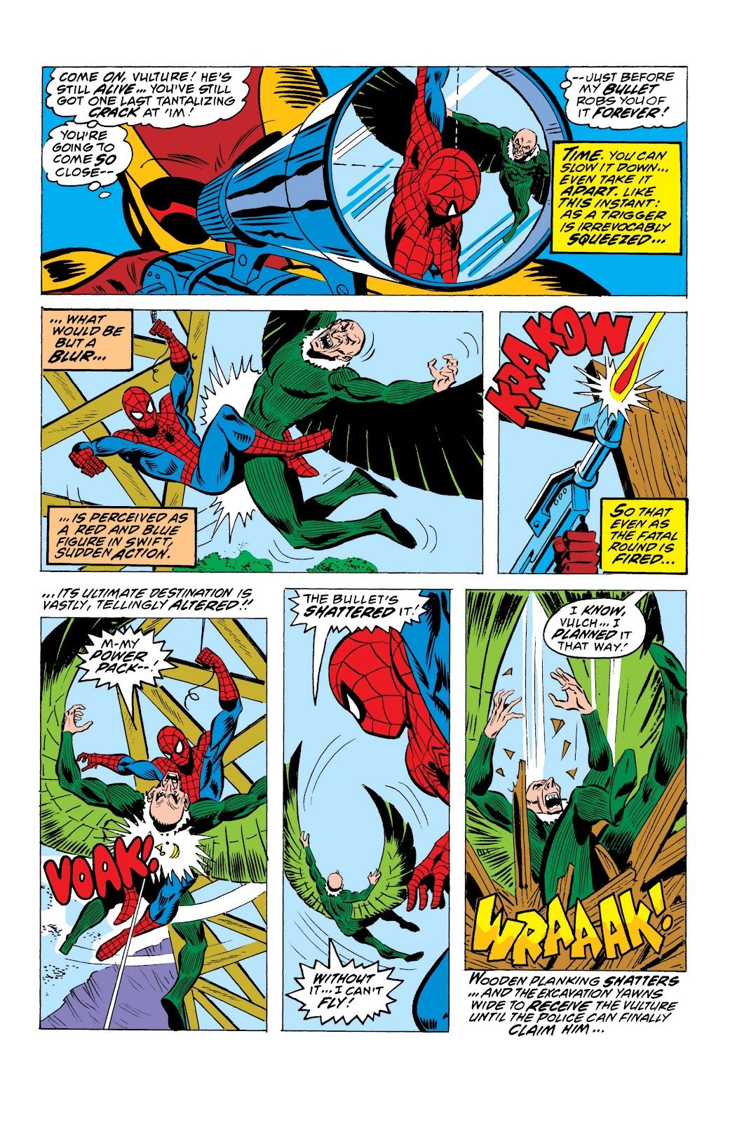 Read online Marvel Masterworks: The Spectacular Spider-Man comic -  Issue # TPB (Part 1) - 96