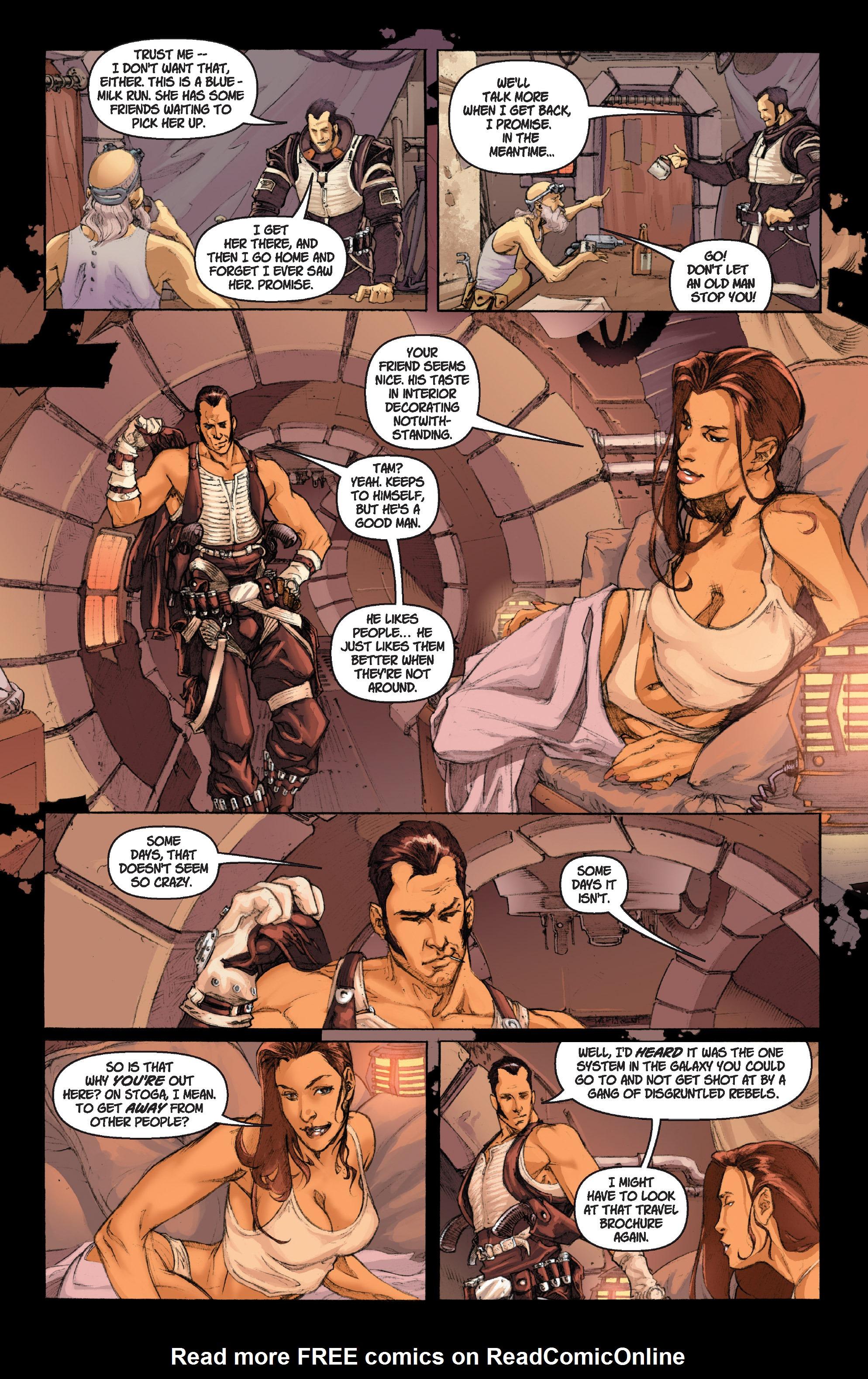 Read online Star Wars Omnibus comic -  Issue # Vol. 22 - 116