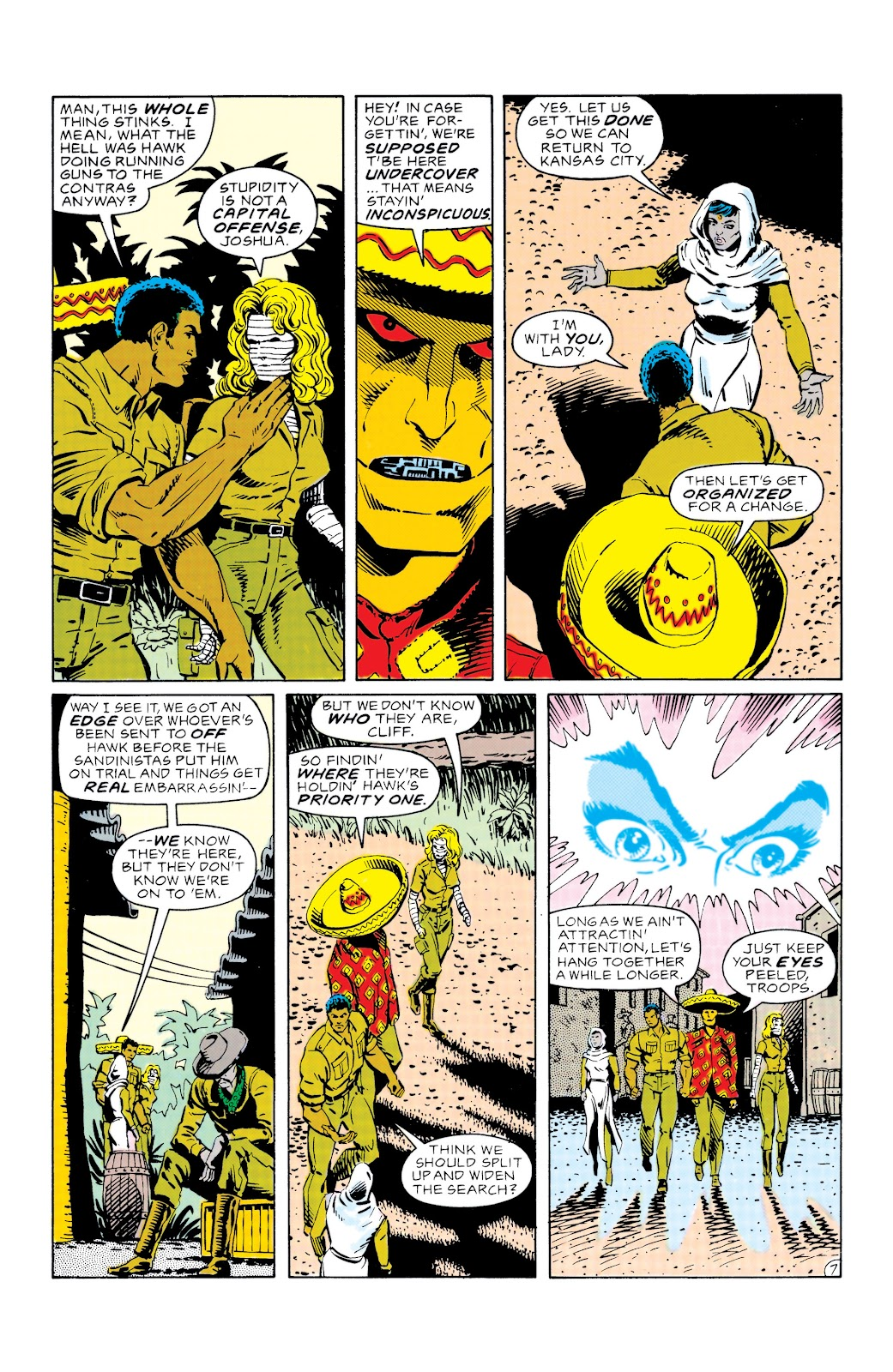 Doom Patrol and Suicide Squad Special issue Special 1 - Page 8