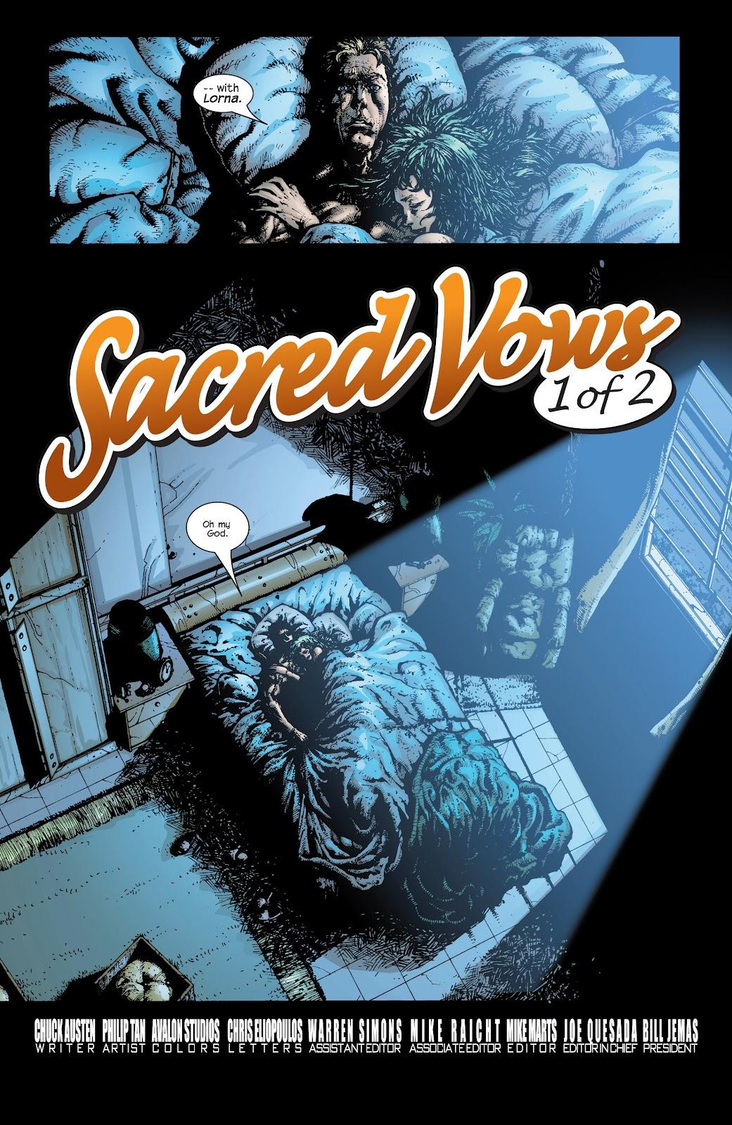 Uncanny X-Men (1963) issue 425 - Page 5