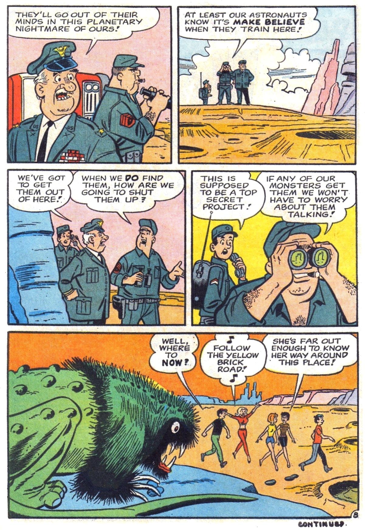 Read online She's Josie comic -  Issue #15 - 11
