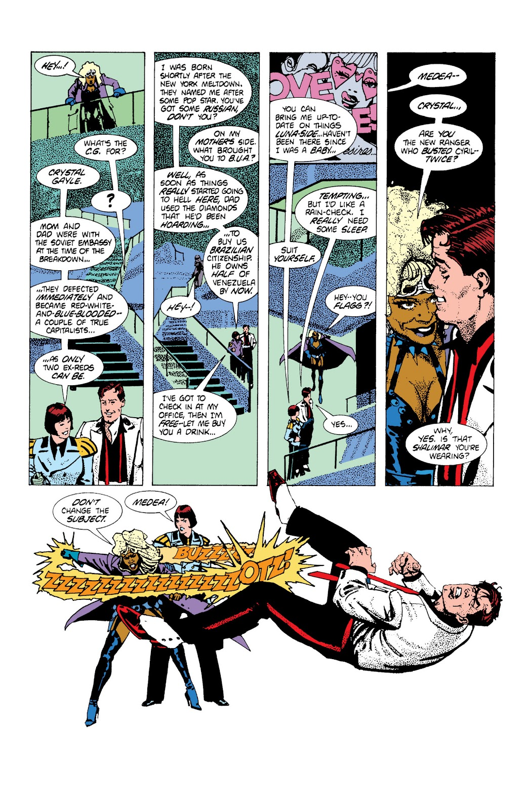 American Flagg! issue Definitive Collection (Part 1) - Page 69
