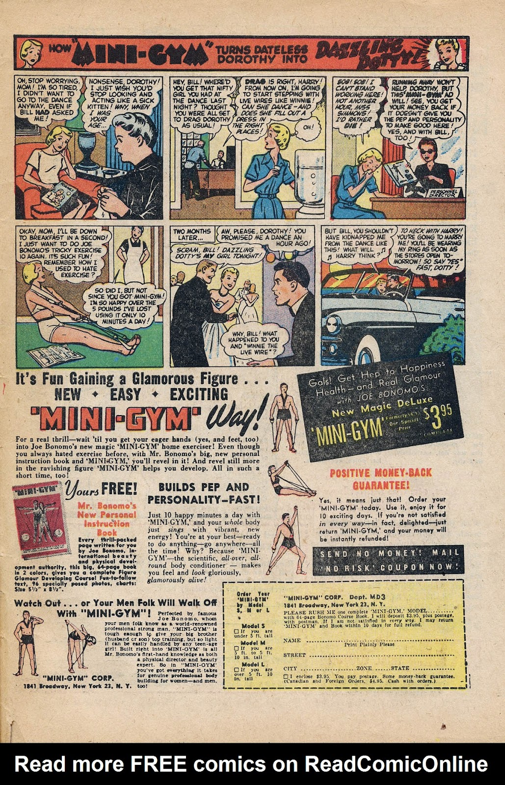 Nellie The Nurse (1945) issue 27 - Page 33