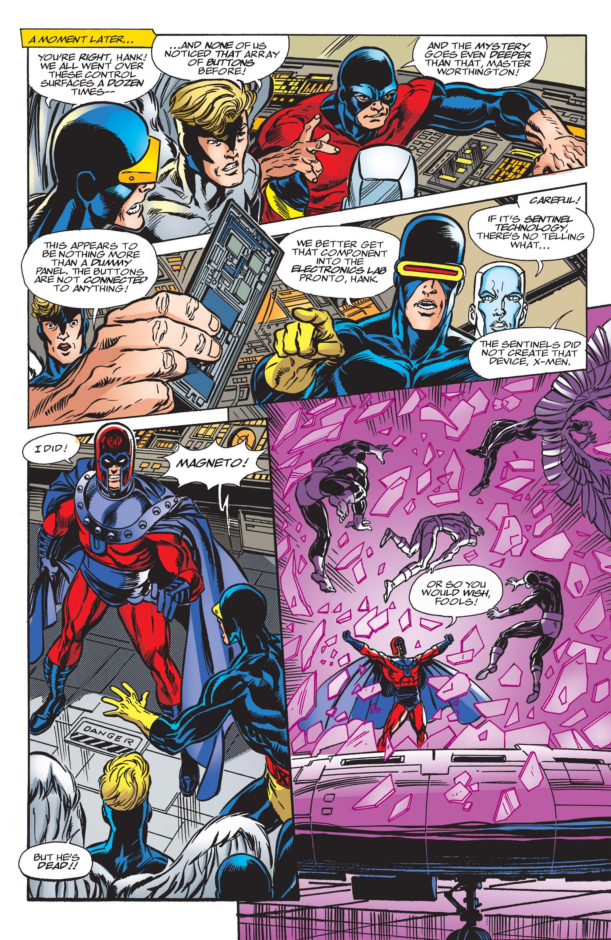 X-Men (1991) 94 Page 25