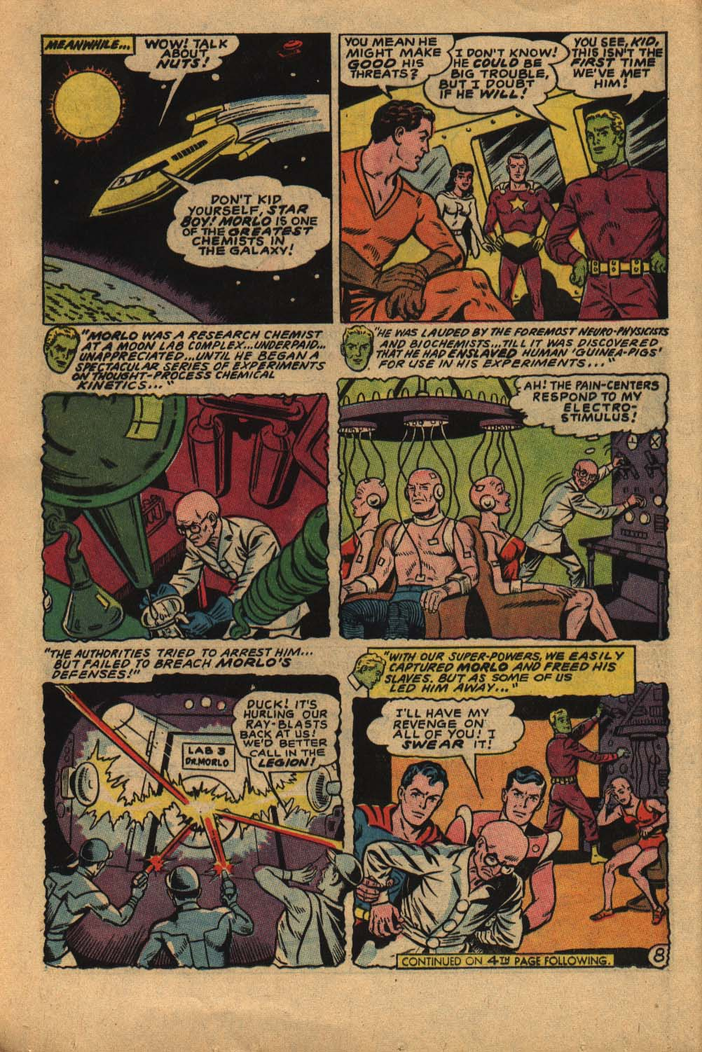 Read online Adventure Comics (1938) comic -  Issue #362 - 12