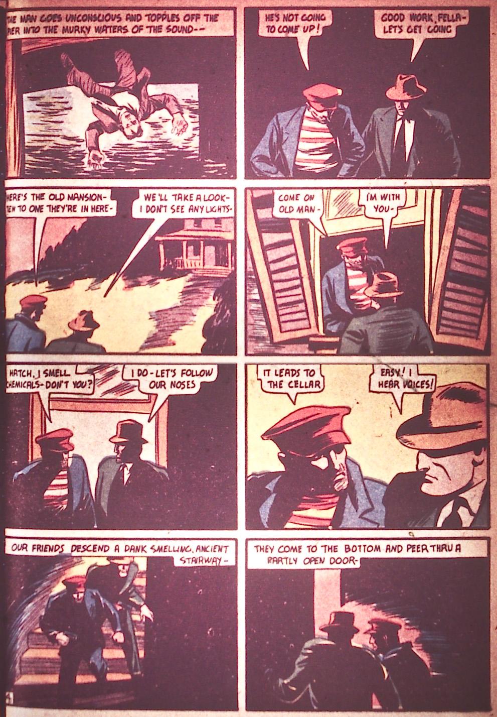 Detective Comics (1937) 8 Page 12