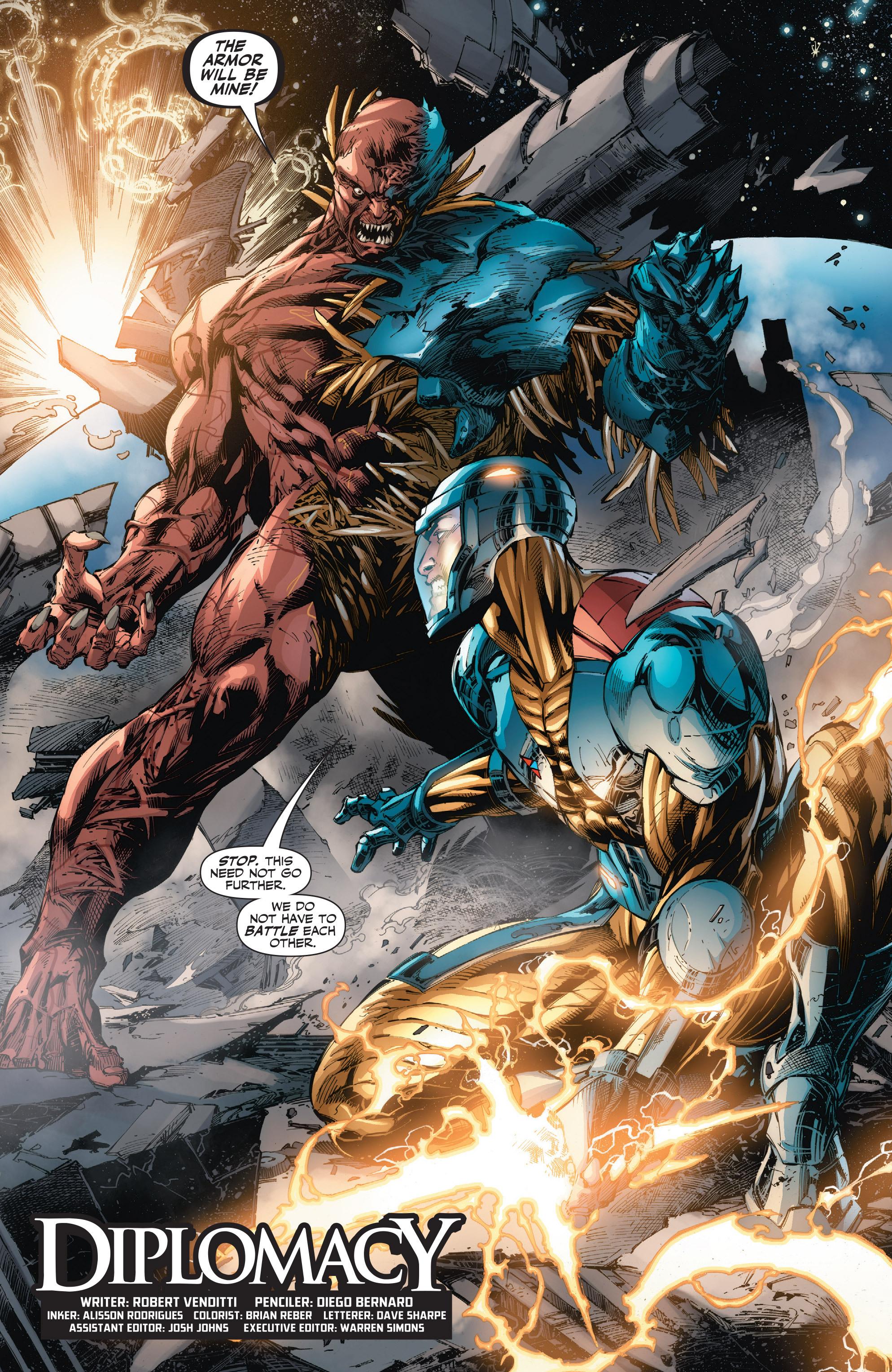 Read online Shadowman (2012) comic -  Issue #16 - 26