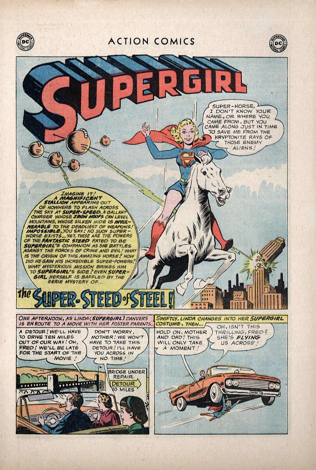 Read online Action Comics (1938) comic -  Issue #292 - 21