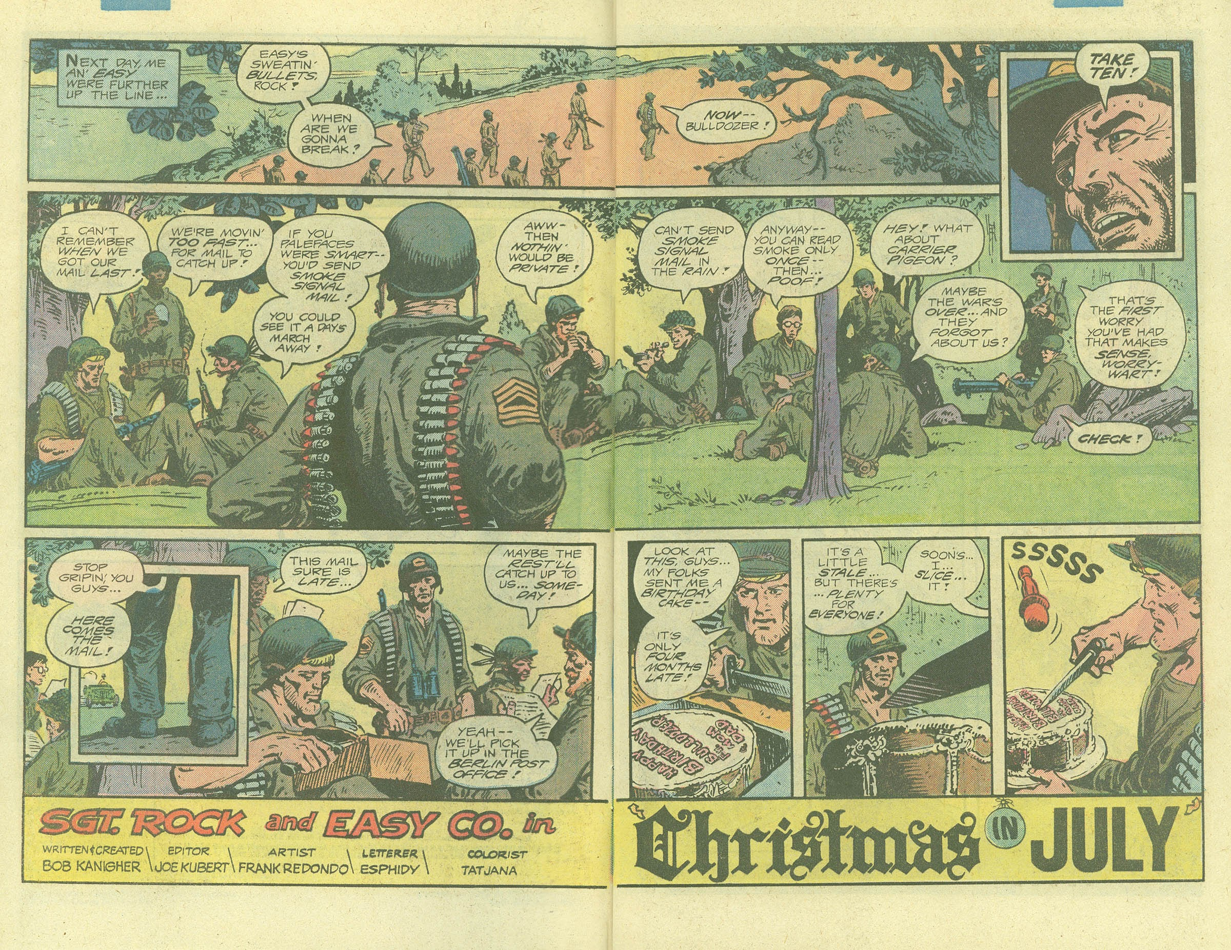 Read online Sgt. Rock comic -  Issue #378 - 4