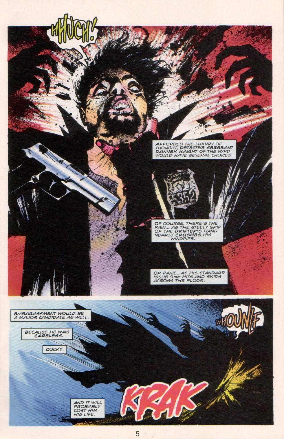 Read online Hellshock comic -  Issue #2 - 7