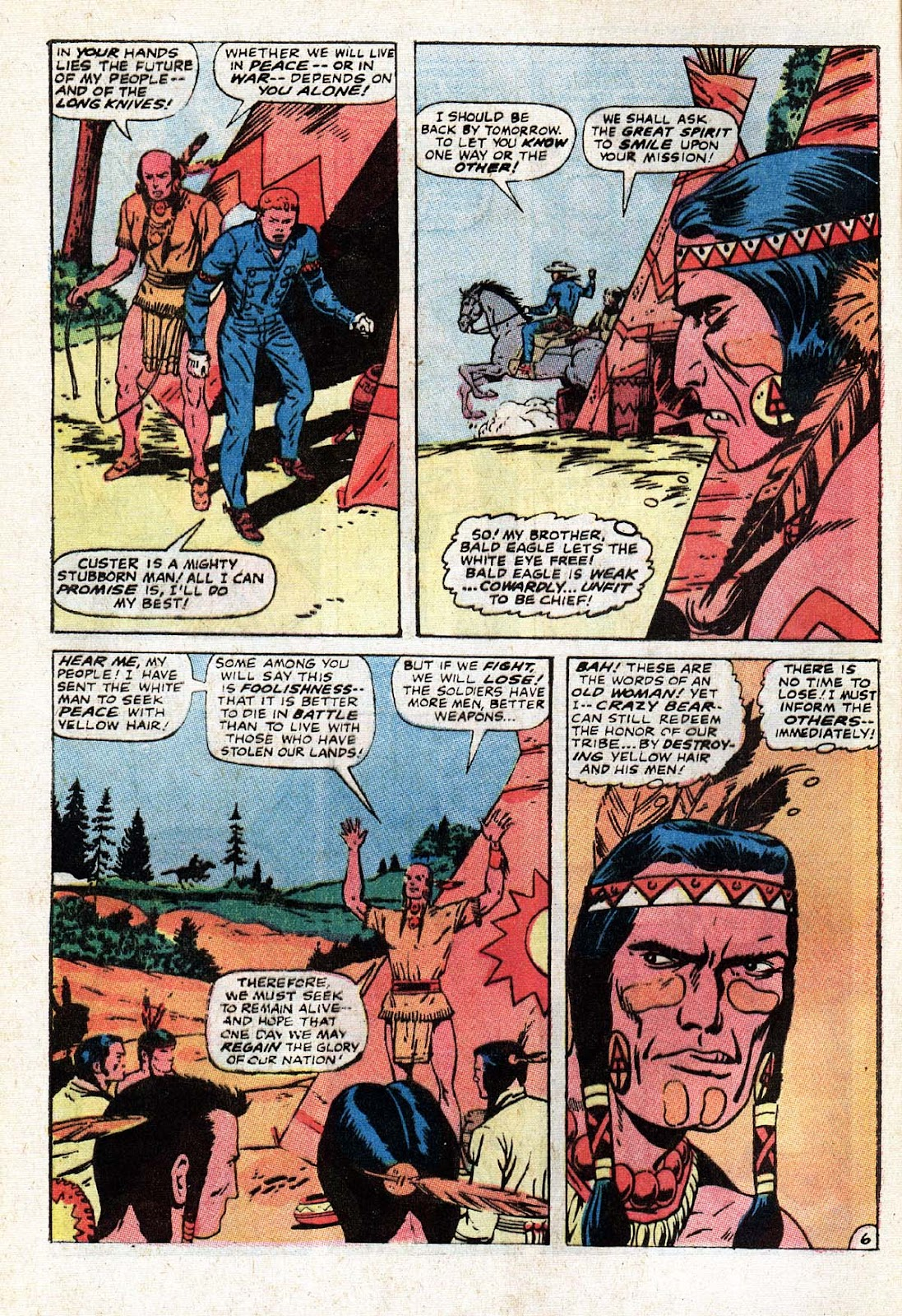 The Mighty Marvel Western issue 15 - Page 7