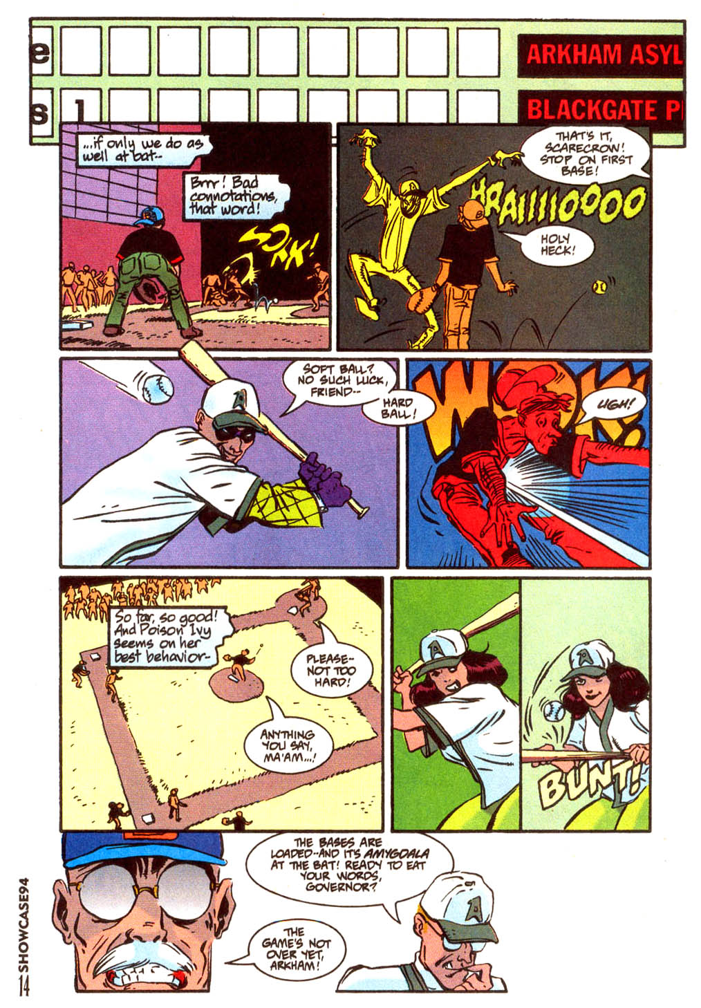 Read online Showcase '94 comic -  Issue #4 - 12
