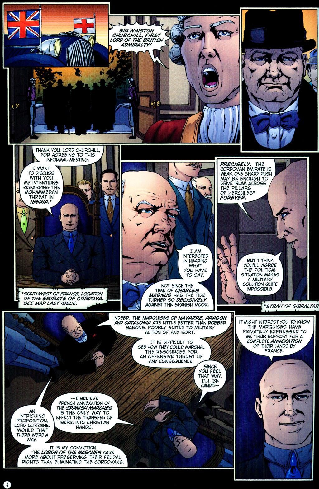 Read online Rex Mundi comic -  Issue #12 - 8
