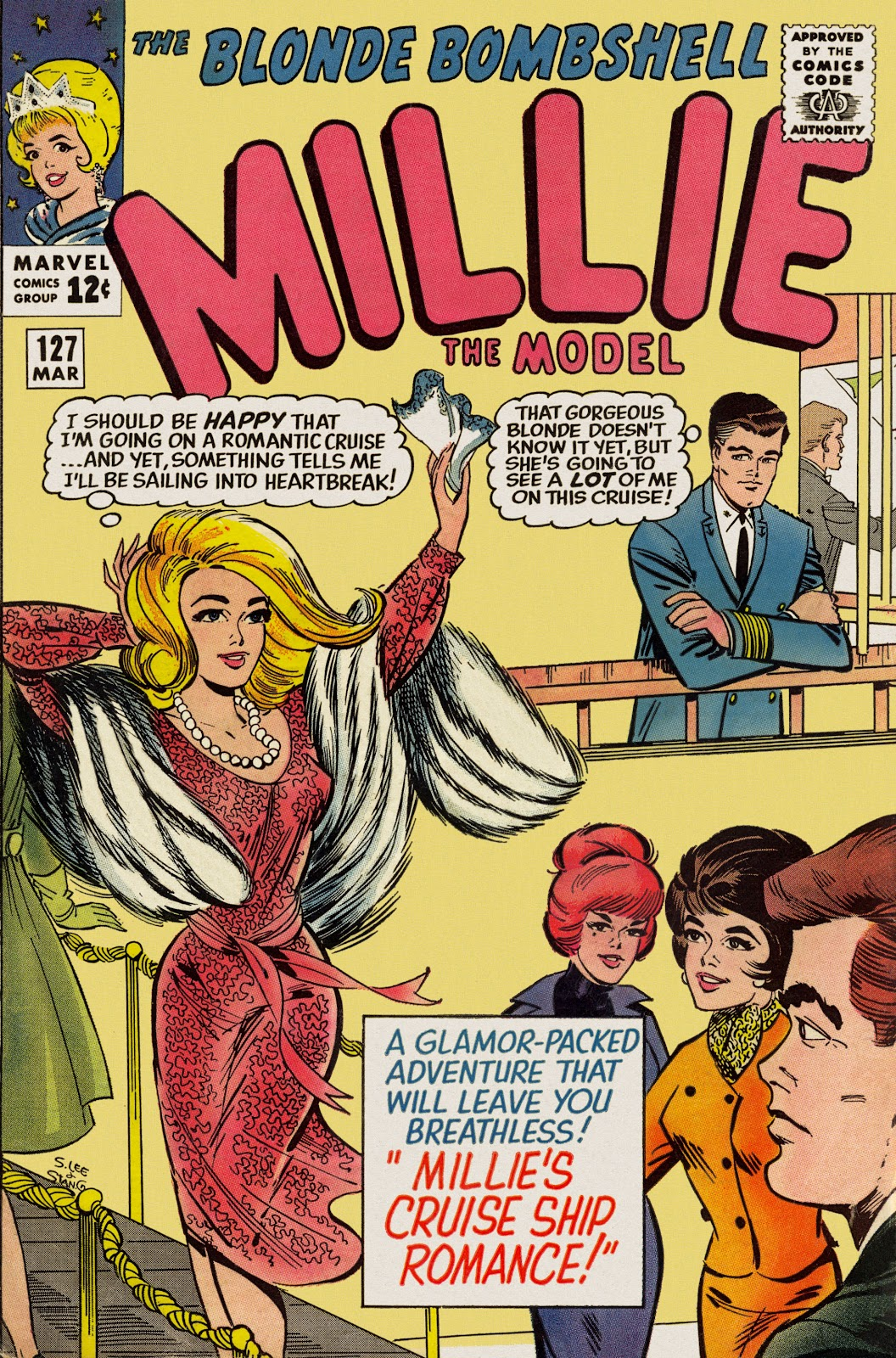 Millie the Model issue 127 - Page 1