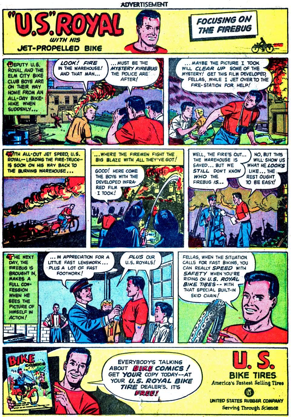 Read online Sensation (Mystery) Comics comic -  Issue #91 - 25