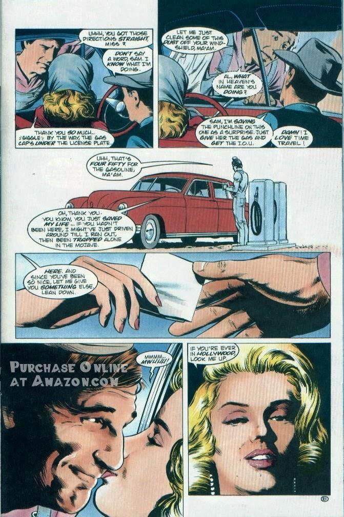 Read online Quantum Leap comic -  Issue #12 - 22