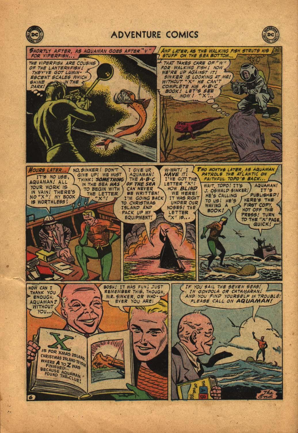 Read online Adventure Comics (1938) comic -  Issue #240 - 32