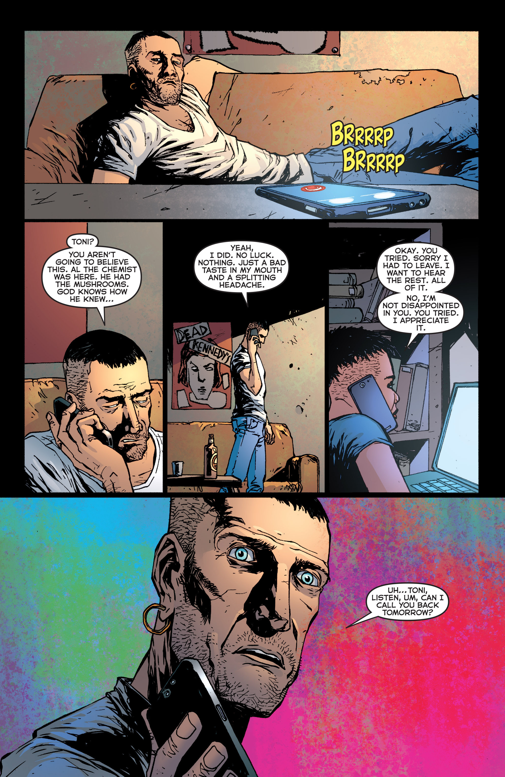 Read online Second Sight comic -  Issue #2 - 21