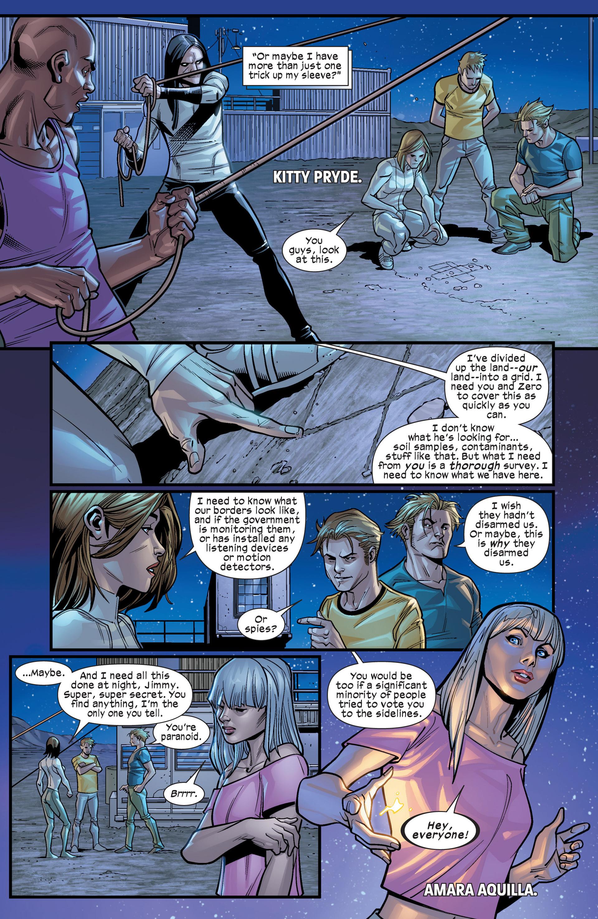 Read online Ultimate Comics X-Men comic -  Issue #19 - 19