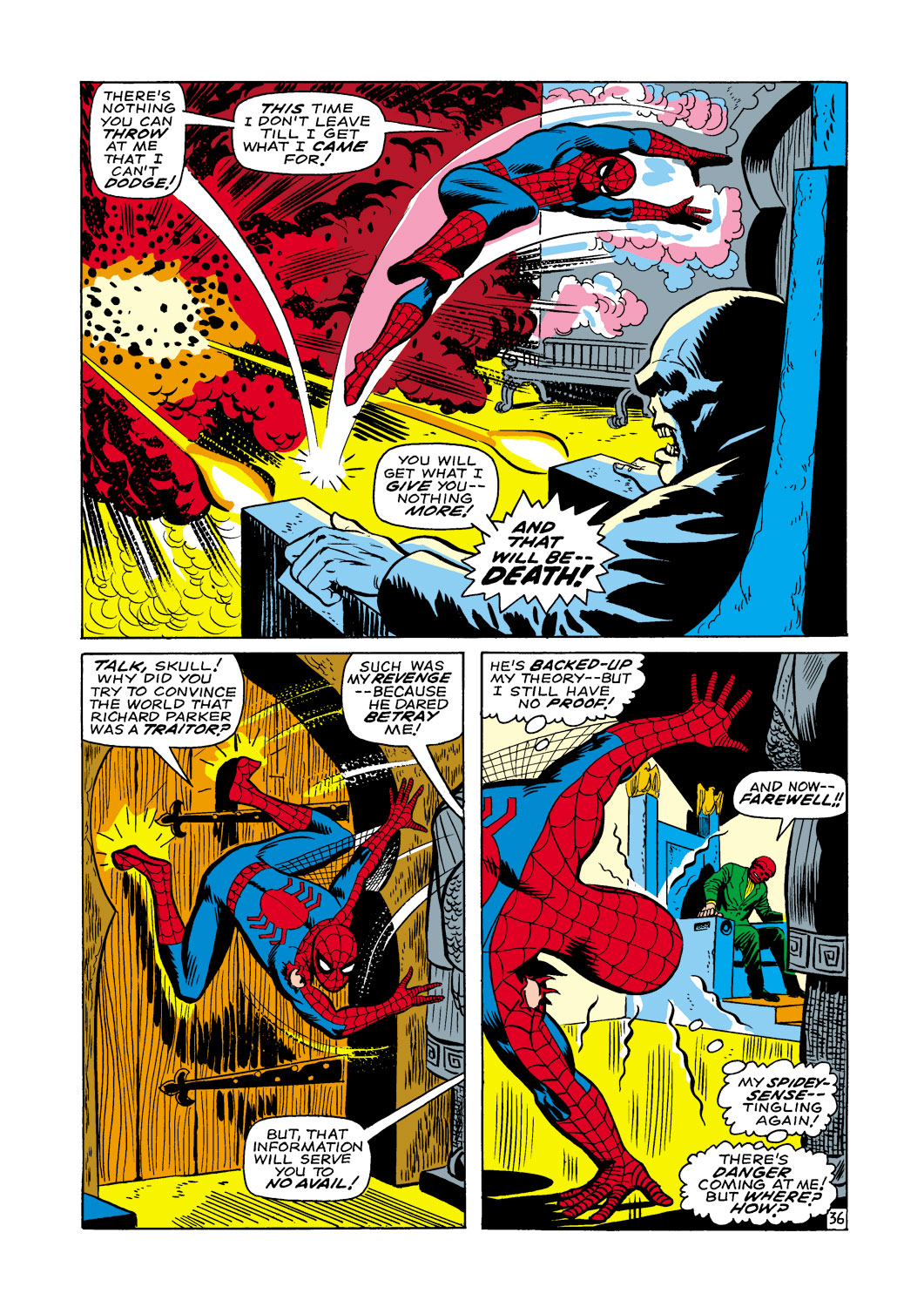 The Amazing Spider-Man (1963) _Annual_5 Page 36