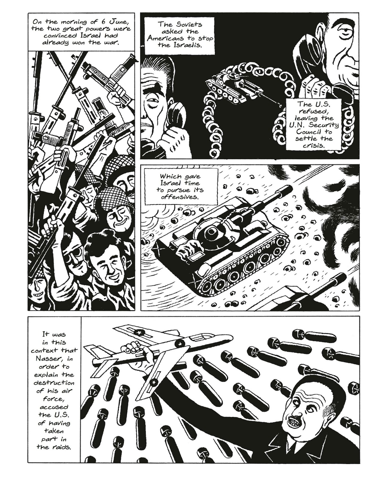Best of Enemies: A History of US and Middle East Relations issue TPB_2 - Page 27