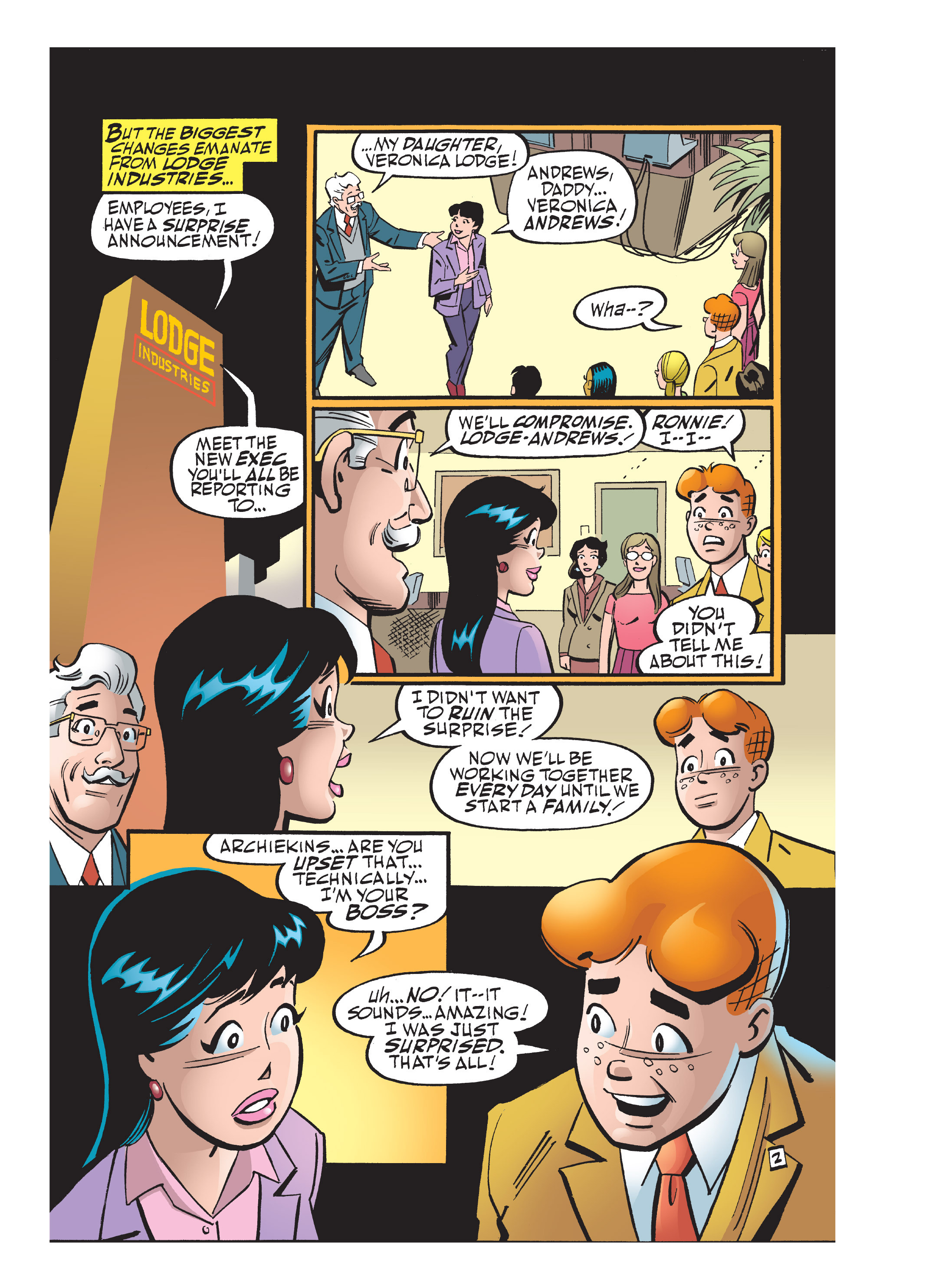 Read online Archie 1000 Page Comics Blowout! comic -  Issue # TPB (Part 4) - 33