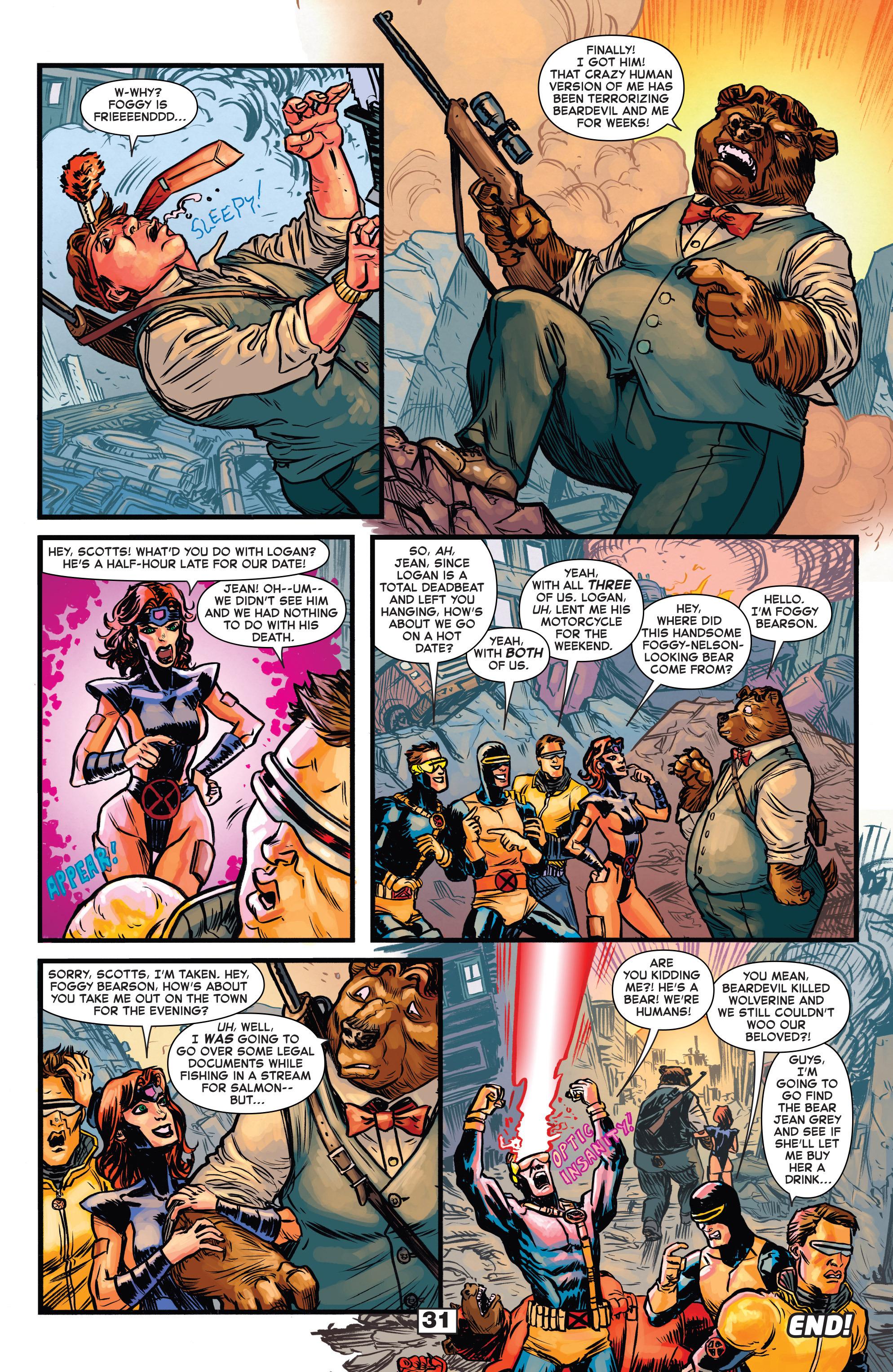 Read online Secret Wars Too comic -  Issue # Full - 33