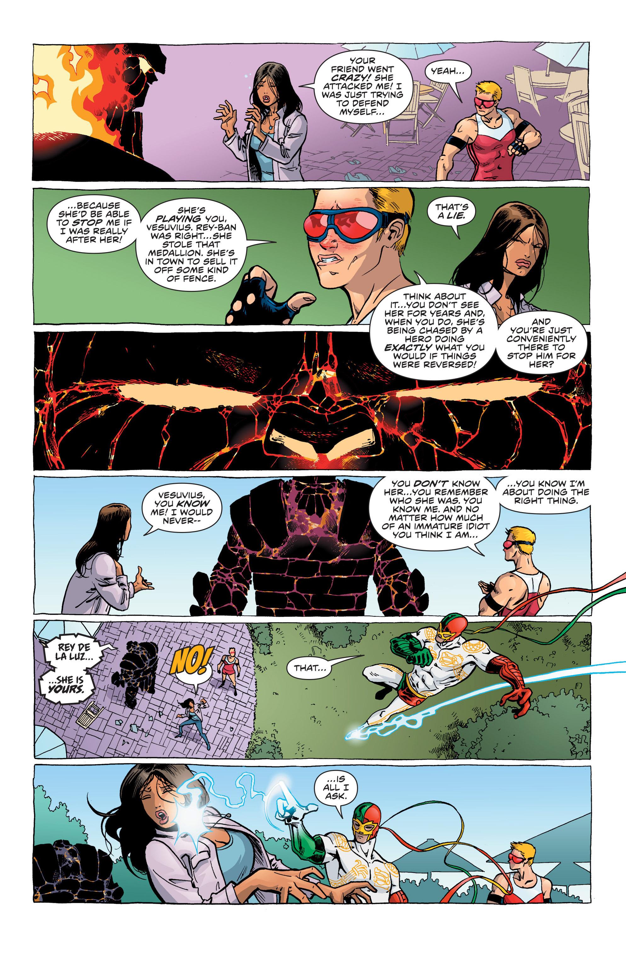 Read online Secret Identities comic -  Issue #4 - 16