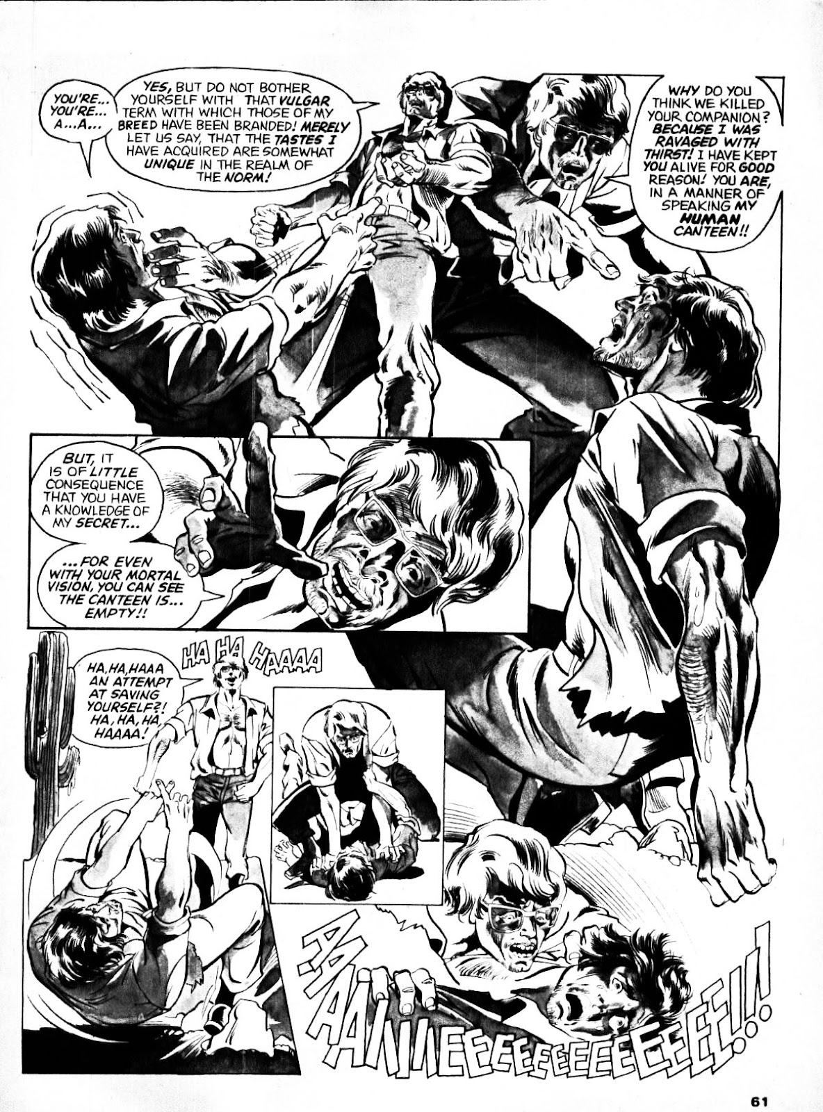 Nightmare (1970) issue 21 - Page 60