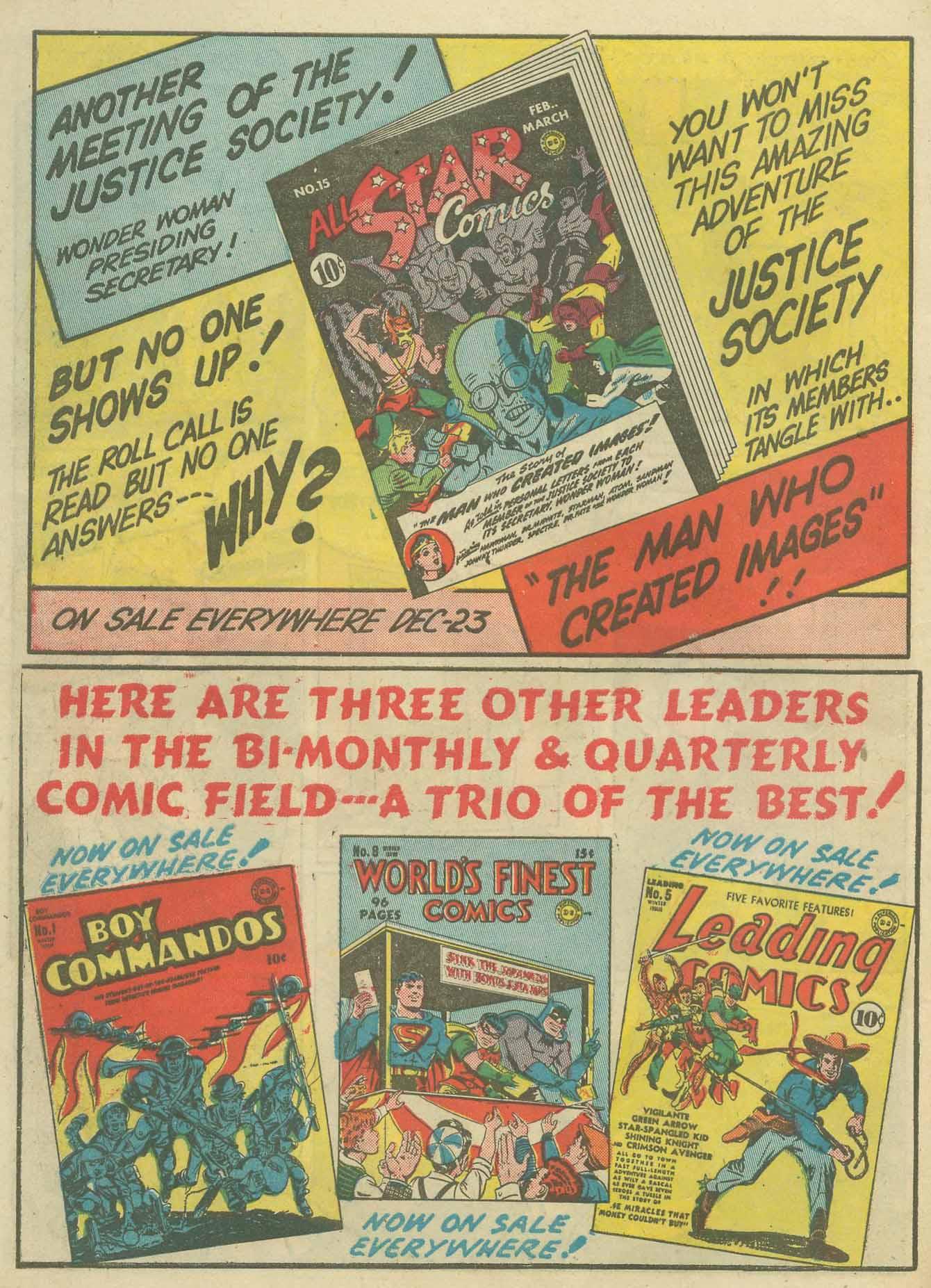 Read online Sensation (Mystery) Comics comic -  Issue #14 - 66