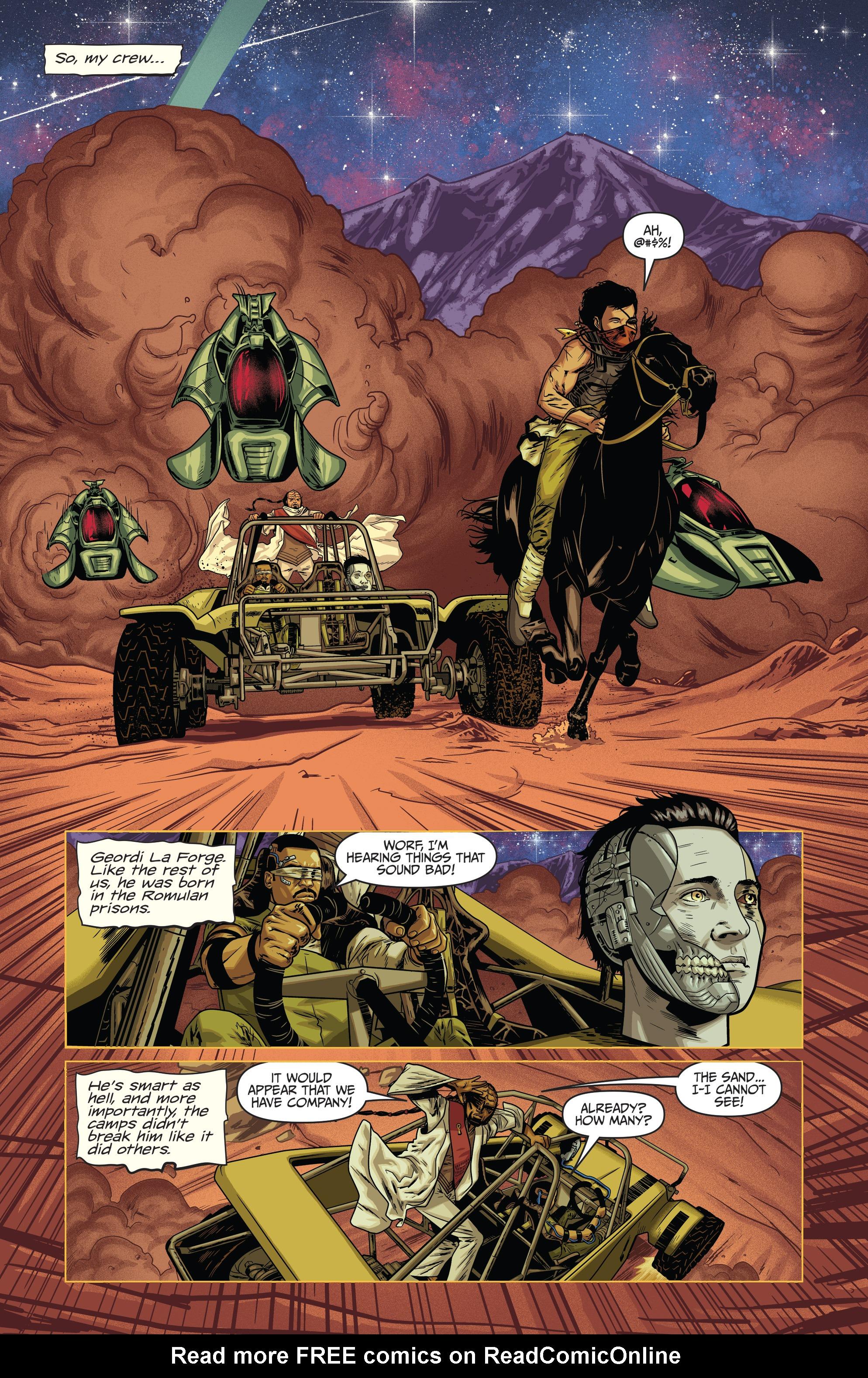 Read online Star Trek: Deviations comic -  Issue # Full - 5