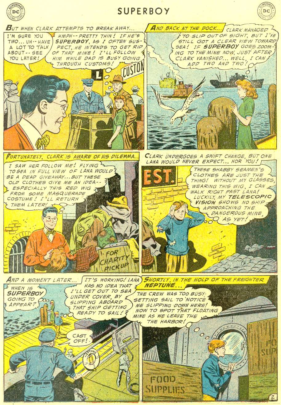 Superboy (1949) issue 42 - Page 12