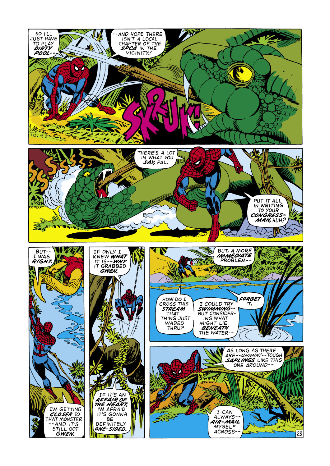 The Amazing Spider-Man (1963) 103 Page 23