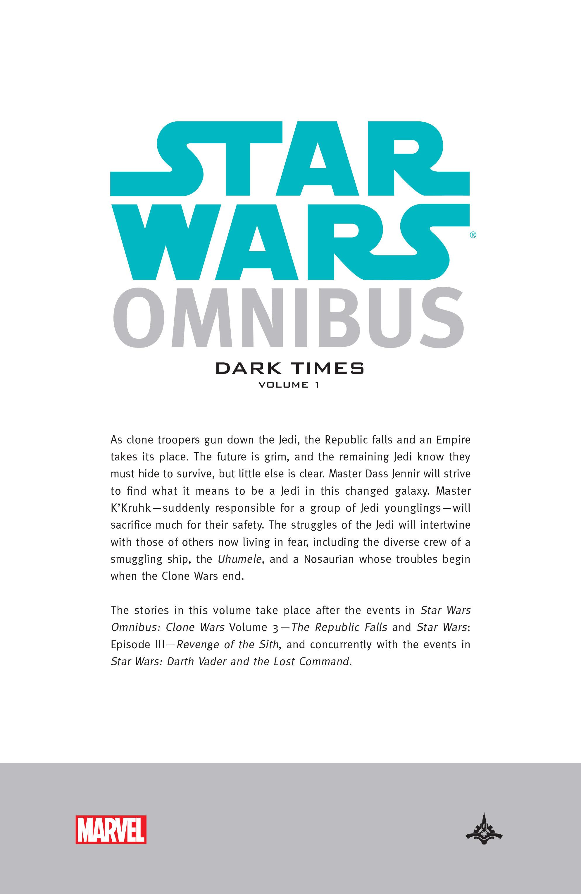 Read online Star Wars Omnibus comic -  Issue # Vol. 31 - 345