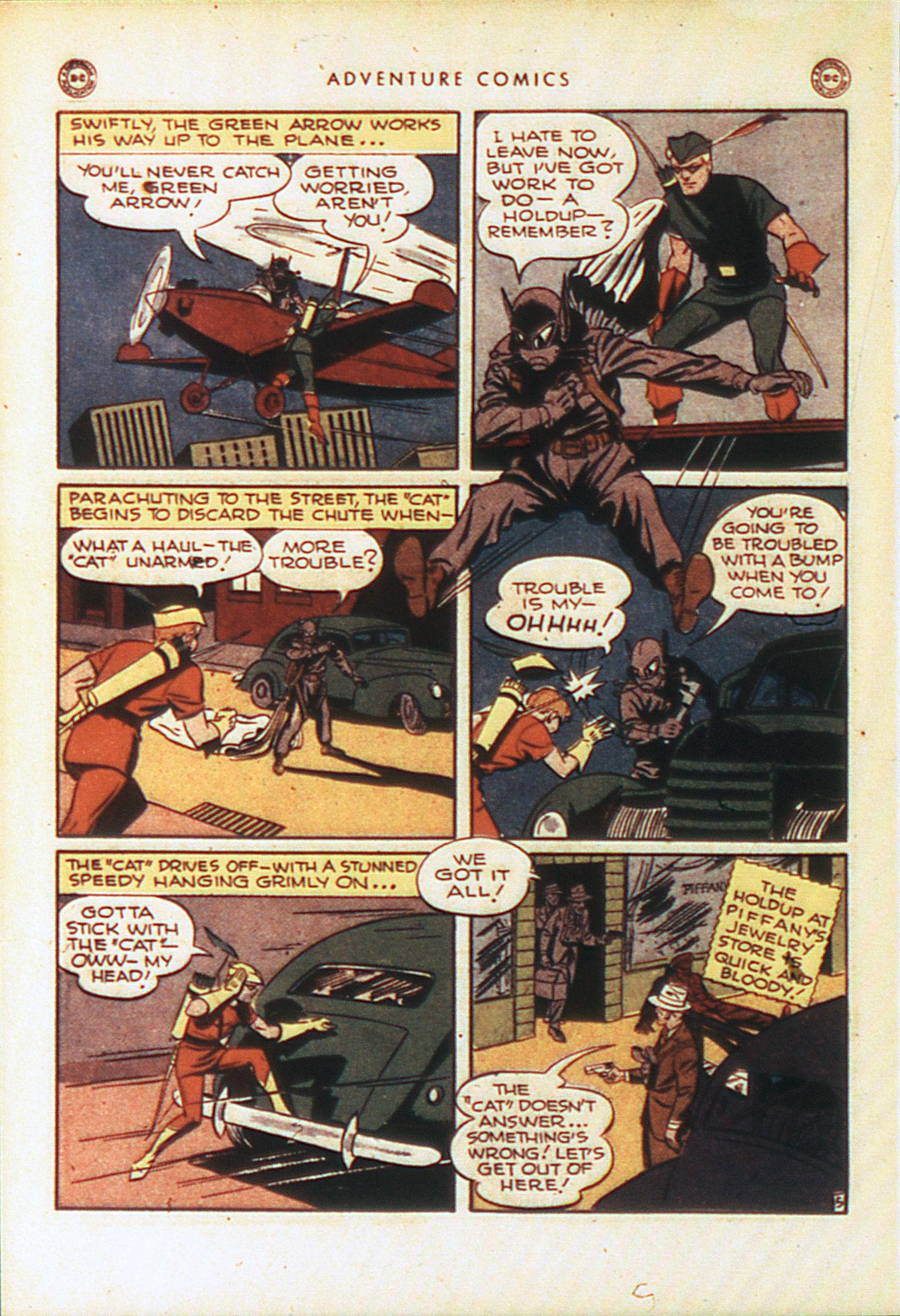 Read online Adventure Comics (1938) comic -  Issue #104 - 45