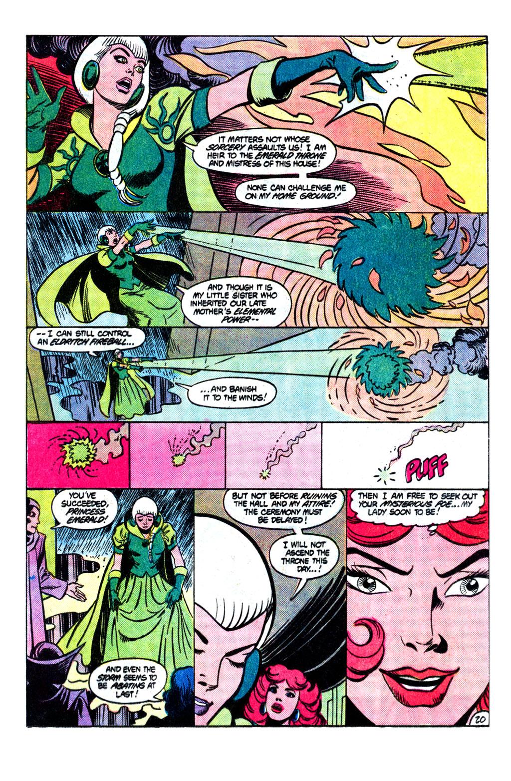 Read online Amethyst, Princess of Gemworld comic -  Issue # _Annual 1 - 21