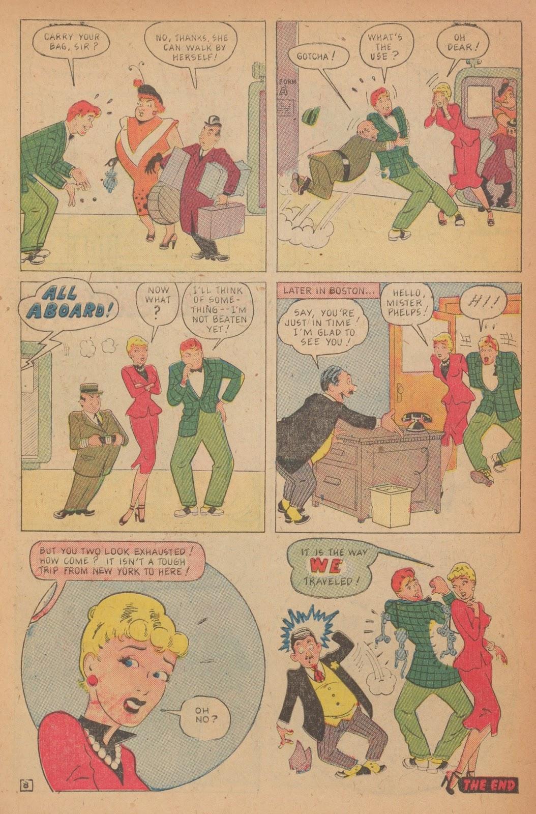 Read online Gay Comics comic -  Issue #38 - 10