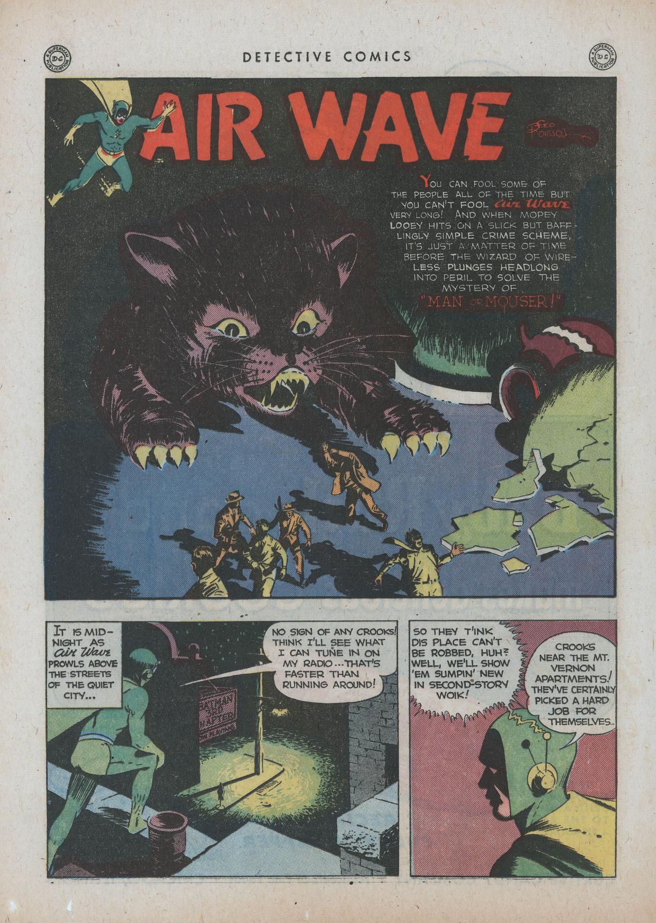 Read online Detective Comics (1937) comic -  Issue #89 - 22