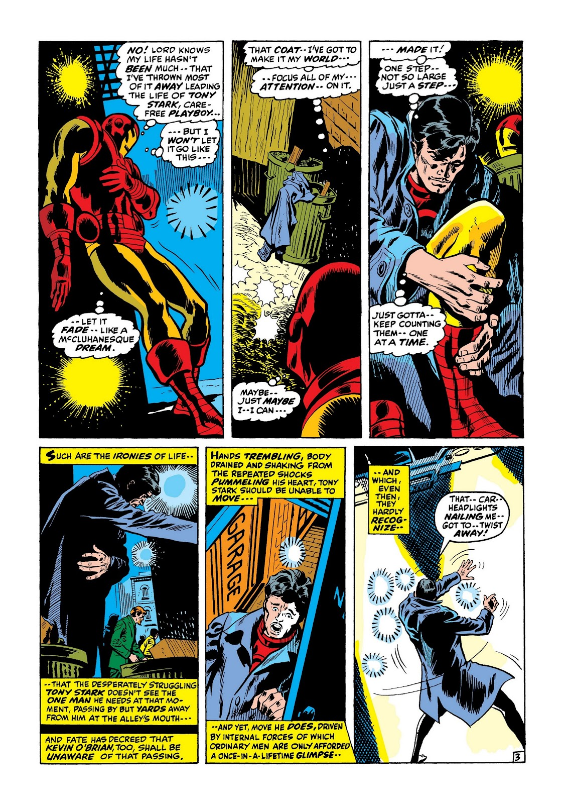 Read online Marvel Masterworks: The Invincible Iron Man comic -  Issue # TPB 7 (Part 3) - 52
