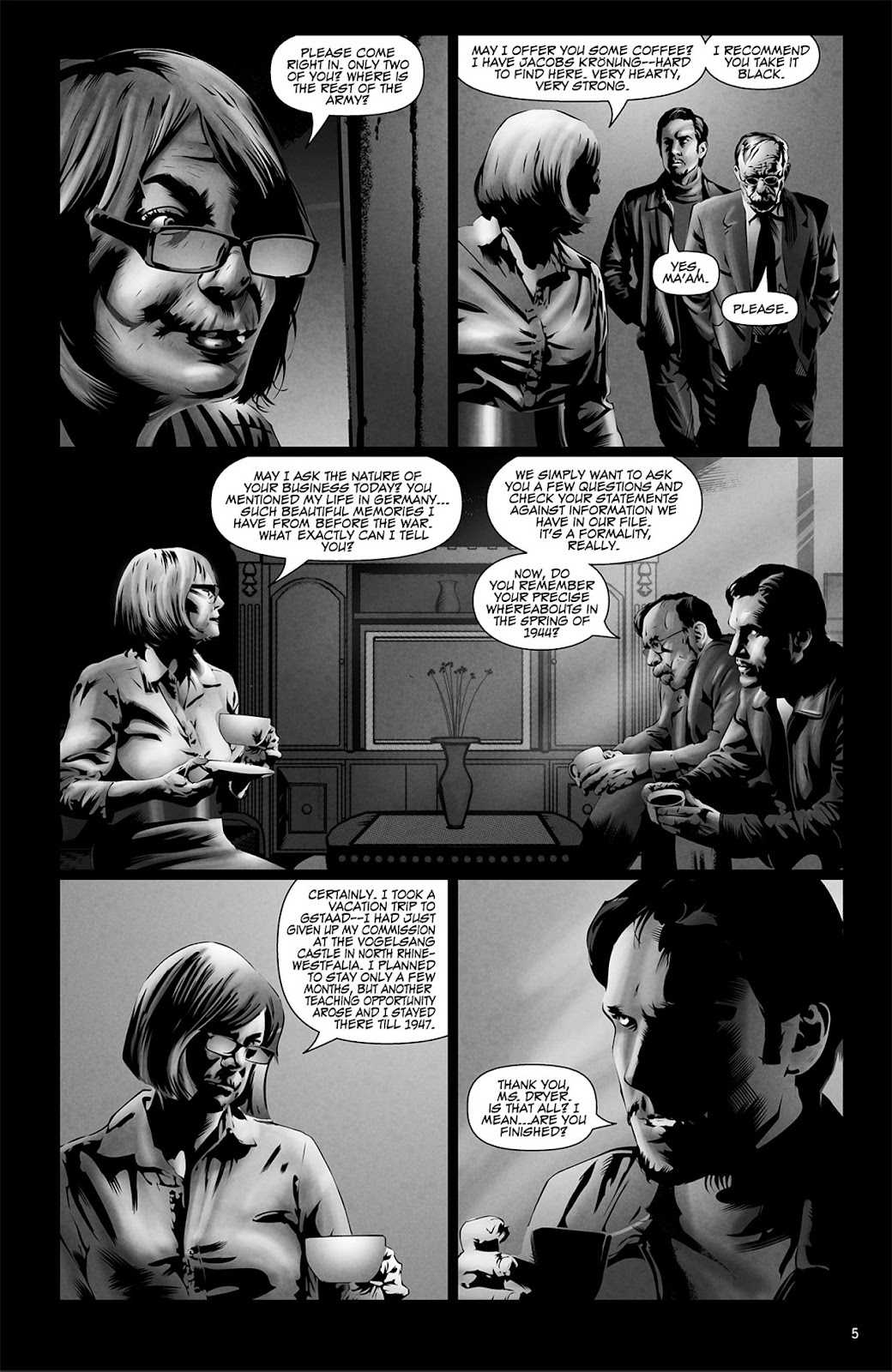 Creepy (2009) Issue #3 #3 - English 7
